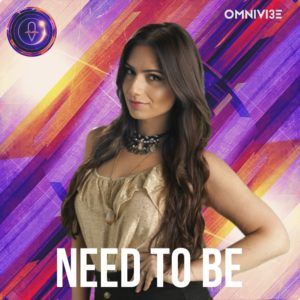 Omnivi3e Feat. Azadeh - Need to be